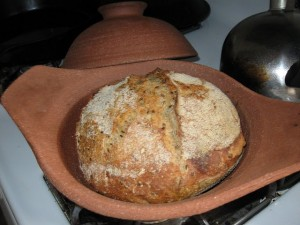Katya's No Knead Bread