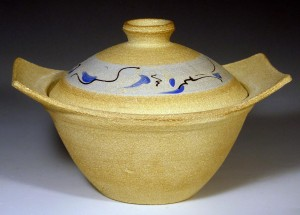 BreadPot with Brushwork
